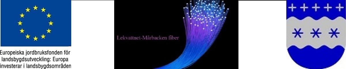 Lekvattnet-Mårbacken fiber
